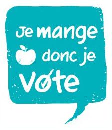 Je mange donc je vote