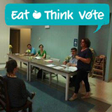 Eat Think Vote community event