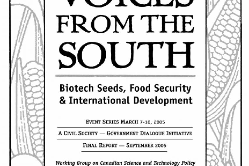 2005 Report cover