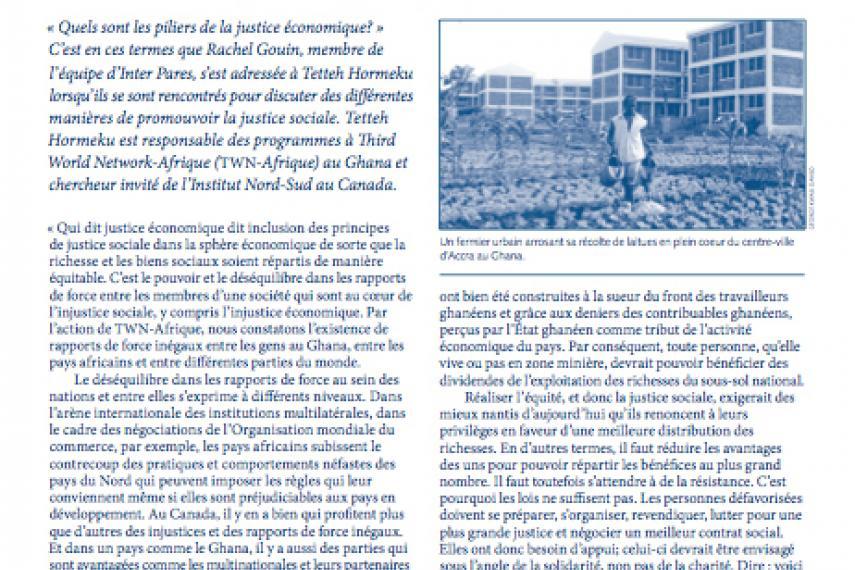 Page couverture du bulletin de Juin 2008