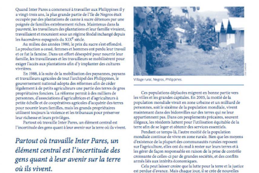Page couverture du bulletin de Juin 2010