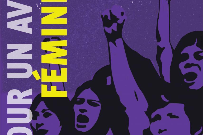 Afffiche pour une célébration ottavienne de la Journée internationale des femmes