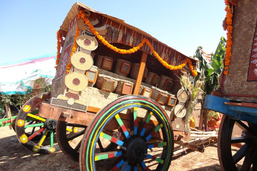 India, Seeds Festival
