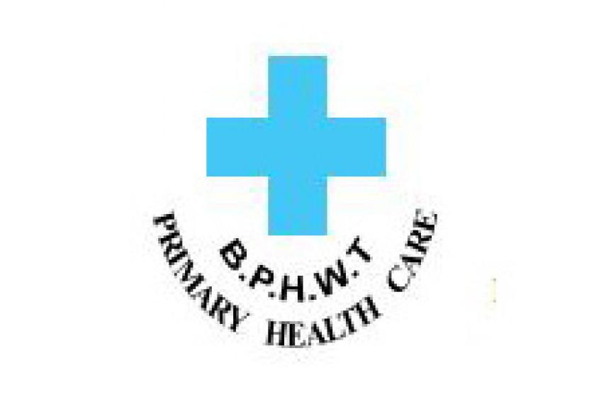 Back Pack Health Workers Team logo