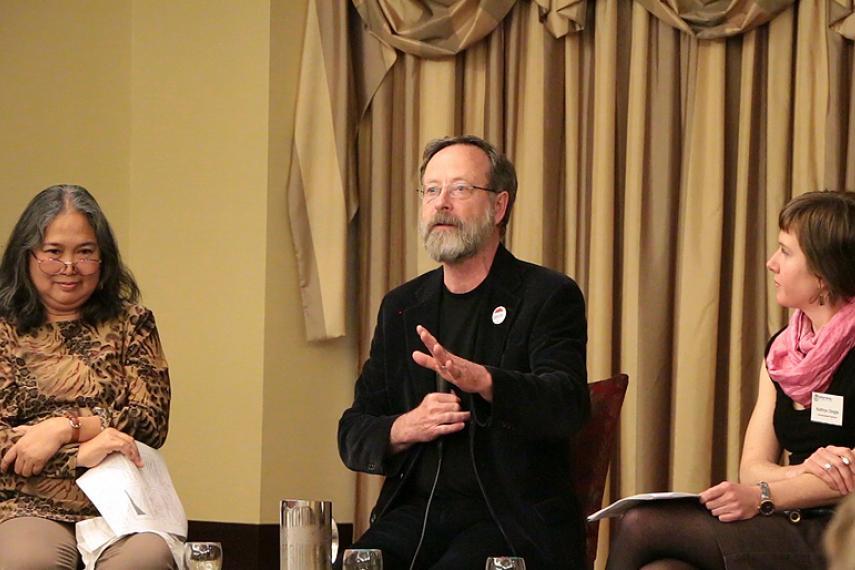 Édition 2014 des conférences annuelles d'Inter Pares à Ottawa