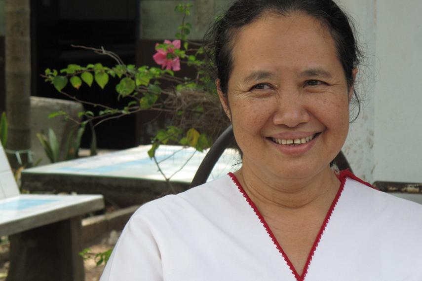 Dr. Cynthia Maung