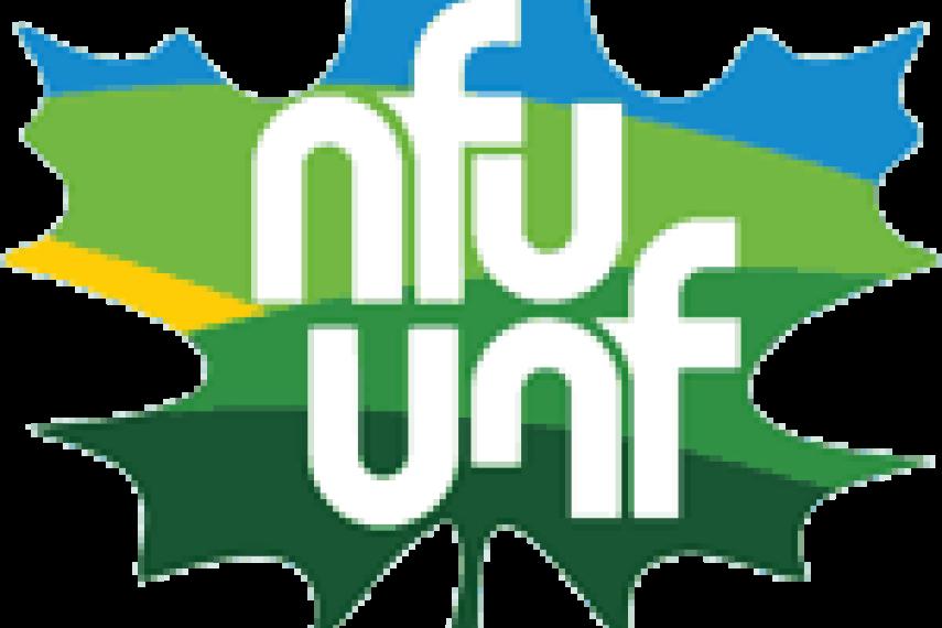 Logo de l'Union nationale des fermiers