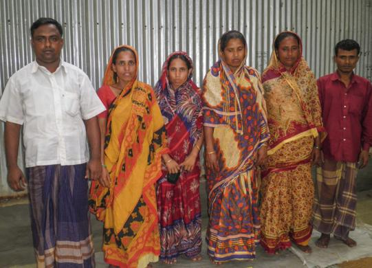 Women from Bangladesh