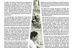 Page couverture du rapport annuel 2007