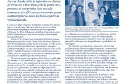 Page couverture du bulletin de Fevrier 2008