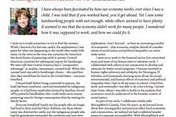 Page couverture du bulletin de Fevrier 2012
