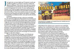 Page couverture du bulletin de Fevrier 2013