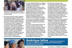 Page couverture des faits salliants 2013