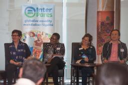 Featured Speakers at Inter Pares 40th anniversary