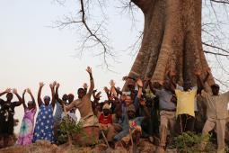 Communauté de Zona Verde en Guinée-Bissau
