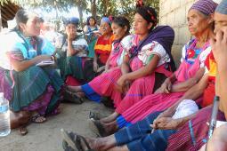 Women's collective of La Grandeza