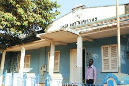 The House of Rights in Bissau
