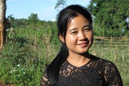 Travailleuse en santé communautaire de Birmanie