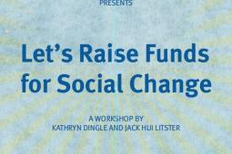 Let's Raise Money for Social Change
