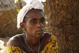 Agricultrice de Guinée-Bissau