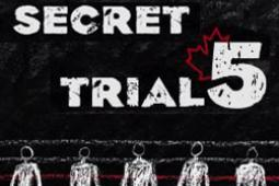 Secret Trial 5 - visuals