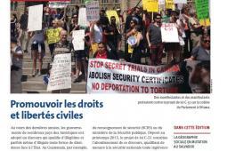 Page couverture du bulletin du mois de juin.