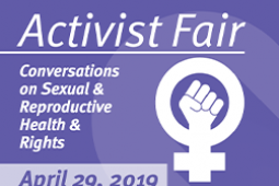 Activist Fair: Conversations on Sexual & Reproductive Health & Rights