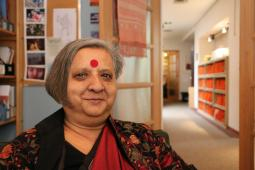 Khushi Kabir, coordonnatrice, Nijera Kori