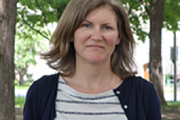 Photo of Lorraine Hudson