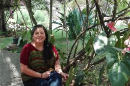 Flor de María Salvador