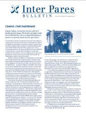 Page couverture du bulletin de Novembre 2009