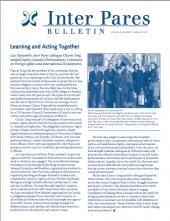 February 2010 Bulletin Cover
