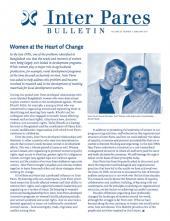 February 2011 Bulletin Cover