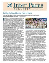 September 2012 Bulletin Cover