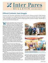 November 2012 Bulletin Cover
