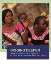 Digging Deeper Report cover