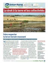 Page couverture du bulletin de septembre 2014