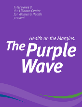 The Purple Wave: Health on the Margins