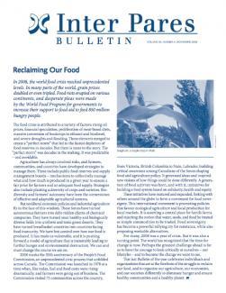 November 2008 Bulletin Cover