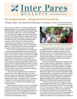 November 2011 Bulletin Cover