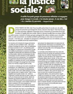 Page couverture du rapport annuel 2011