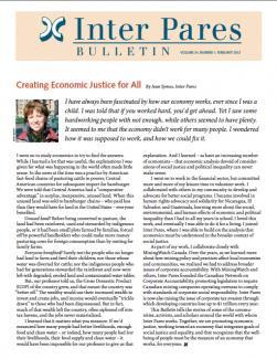 February 2012 Bulletin Cover