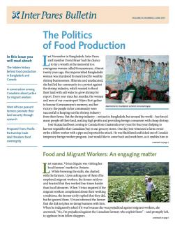 June 2013 Bulletin Cover