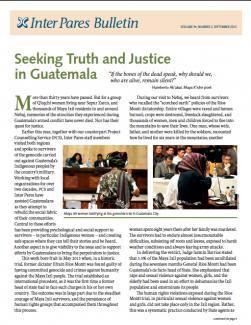 September 2013 Bulletin Cover