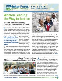 November 2013 Bulletin Cover