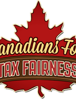 Canadians for Tax Fairness logo
