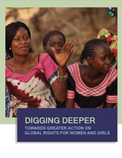 Digging Deeper Report cover