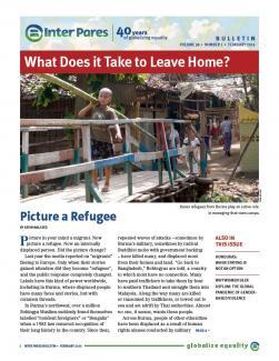 February 2016 Bulletin cover