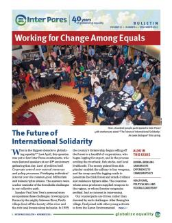 Cover of the 2015 November Bulletin