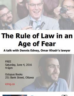 poster for Edney talk